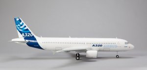 益輝貿易有限公司- Supreme Hobby A320 Ducted Fan Airplane EPO PNP