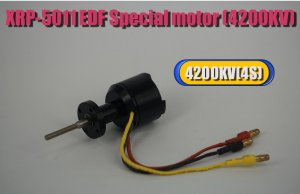 Outrunner Brushless Motors